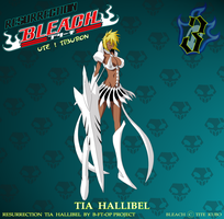 Resurrection Tia Hallibel by B-FT-OP-PROJECT