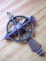 steampunk Industrial Cross by SteamPunkJennie