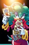SONIC THE HEDGEHOG #268 Variant Cover by Gabriel-Cassata