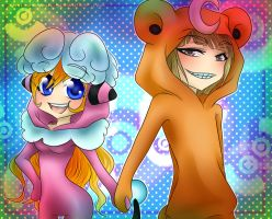 -:- Maraffy + Shinursa -:- by VivlandiBasil