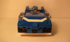 Lego Speed Star 5 by TheEvstar