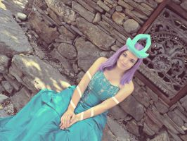 Suicune Gijinka Cosplay - North Wind by SparrowsSongCosplay