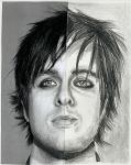 Billie Joe face study by ChloeMorris