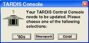 Another Computer Warning by Carthoris