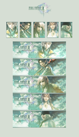 Final Fantasy XIII Walltag by S-im