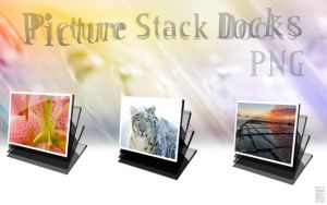 Picture Stack Dock by centpushups