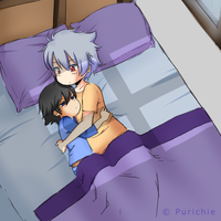 Bedtime by Purichie
