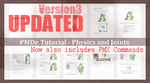 PMDe + PMX Commands Tutorial - Physics and Joints by mmdyesbutterfly