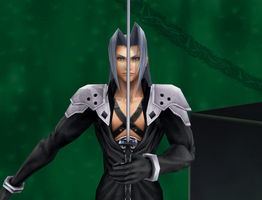 Sephiroth by nasiamarie88