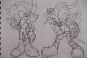 Sketches: Count Shadow by Knuckles-933743