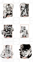 Marvel Bronze Age Sketchcards 3 by ElfSong-Mat