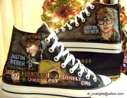 Justin's One Less Lonely Girl by alcat2021