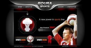 Roura Sports by xtreamgraphic