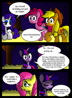 My Little Dashie II: Page 141 by NeonCabaret