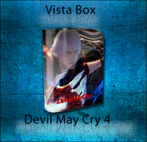 Vista Box - Devil May Cry 4 by floxx001