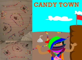 [HS] CANDY TOWN.... by Sir-Dance-A-Lot