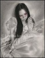 Ghost Whisperer by Katerina-Art