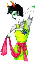 Darling Kanaya by MicahBlacklock