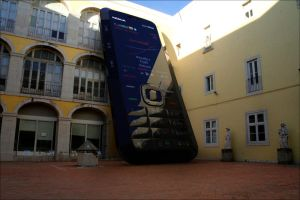 Super Size NOKIA 5310 by Laffonte