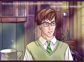 Benedict as Hawking by Chidori-aka-Kate