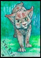 ACEO - Lynkyo by Sharley102