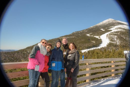 Whiteface Mountain Family by bmeisenzahl73