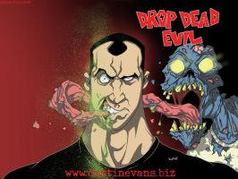 Drop Dead Evil Cover by DustinEvans