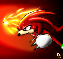 Knuckles by Default-Deviant