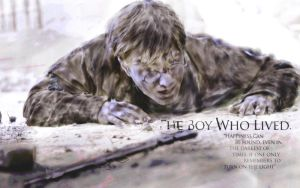 HP7 - The Boy Who Lived by lisong24kobe
