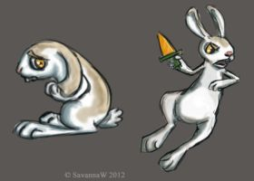 Bunny Design by SavannaW
