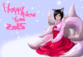 Happy New Year!!! by Ta-bam