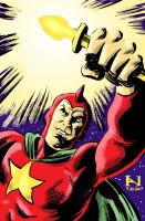 Starman by IanJMiller
