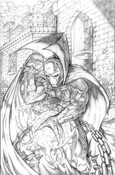 Spawn with Power by Robert A. Marzullo by robertmarzullo
