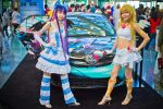 AX2011 - Panty and Stocking by MikeRollerson