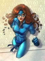 Shadowcat - Commission - Color by JamieFayX