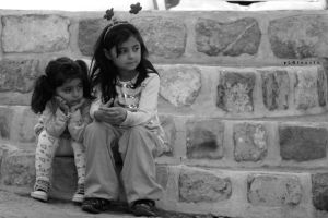 2 child by pLateauce