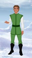 Prince Naveen by Kailie2122