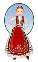 Hungarian Christmas by lady-of-crow
