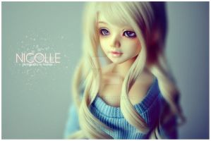 Nicolle + new faceup by AndrejA