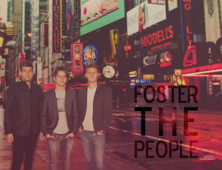 Foster The People by suree14