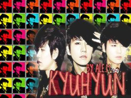 KYUHYUN BY ALE,M by DDLoveEditions