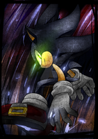 Dark Sonic by Baitong9194