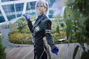 Ikki - Amnesia. World of Spades by freckledsmile