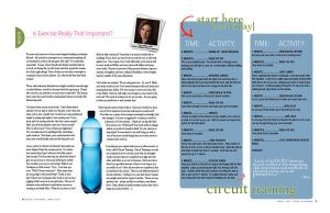 Layout for Exercise Article by aCleverTitleGoesHere