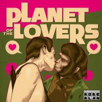 Planet of the Lovers by roberlan