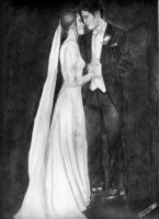 Lovers- Bella and Edward Cullen by Allie06