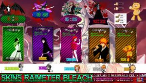 Skins Rainmeter Bleach! by Maryx23KaguraSan
