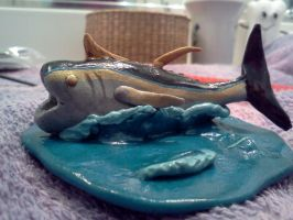 Fish: Painted: Gloss: Front by Spaz-Twitch11-15-10