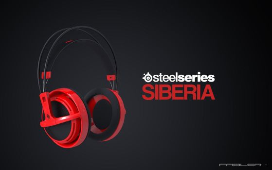 Steelseries Siberia main by Fabler-3Dworks