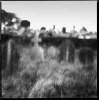 Cemetery by WillJH